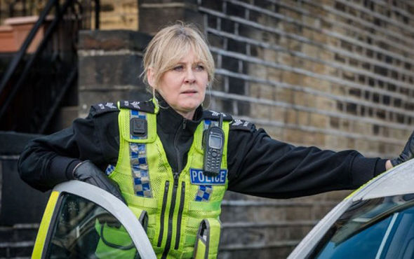 Catherine Cawood, played by Sarah Lancashire