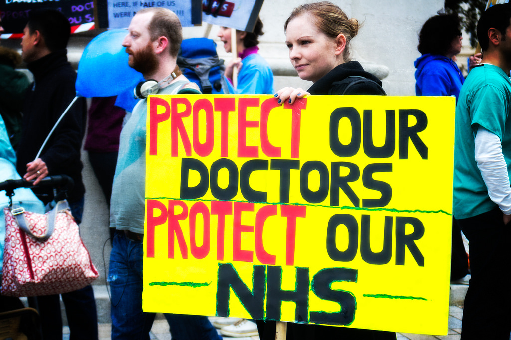 protect our doctors