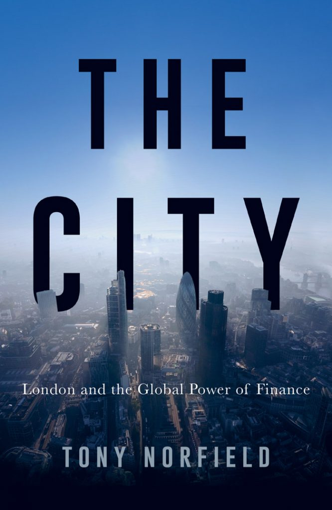 The City book