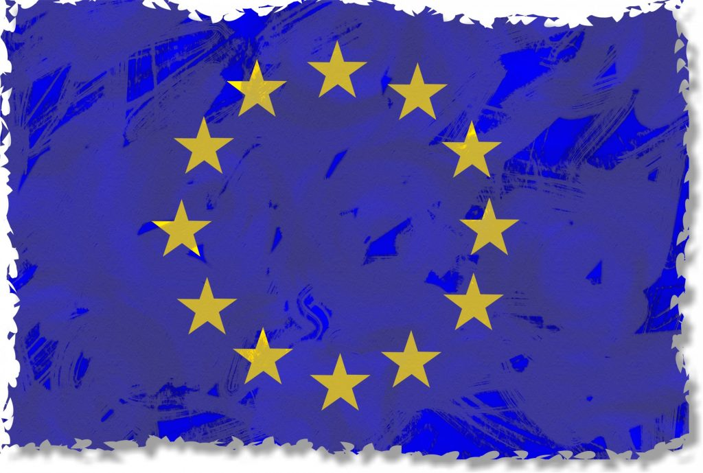 grunge-european-union-flag