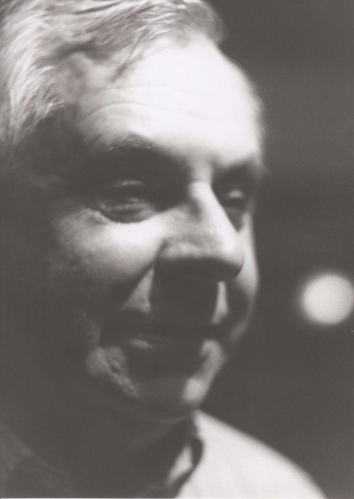 Bartley Willcock portrait