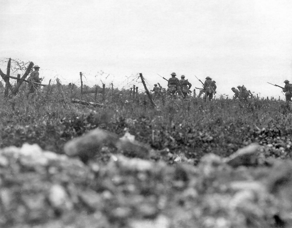 Wiltshire_Regiment_Thiepval_7_August_1916